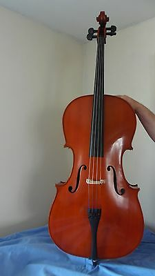 Yamaha VC5S Cello 4/4 with free hard case. Reduced by £100