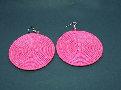 African/Kenyan Masai Handmade Earrings.