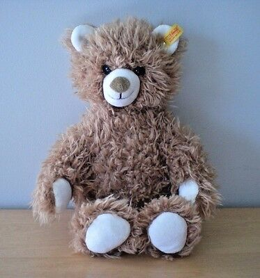 STEIFF Teddy Bear -- Similar to Flynn -- Excellent Cond. Stuffed Animal 14-16""