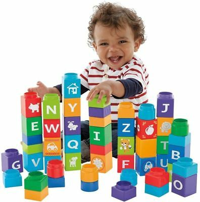 Fisher-Price Shakira First Steps Collection Stack 'n Learn Alphabet Blocks