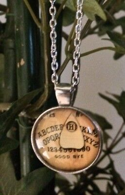haunted Item Highly ACTIVE Ouija Board Pendant Necklace Will Draw Spirits