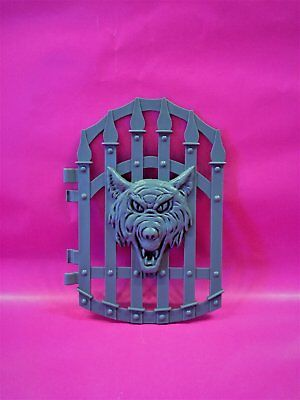 Vintage Masters of the Universe MOTU 1984 Snake Mountain Gate - PARTS