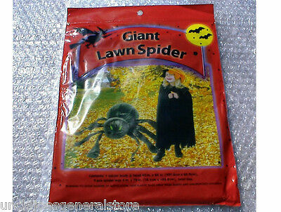 Giant Lawn Spider Party Decor ! ~~