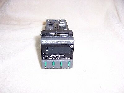 Omega Model CN9111A Autotune Temperature Controller with Dual Relay Outputs