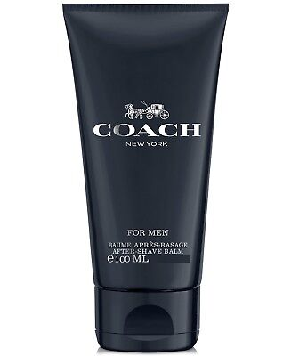 COACH New York for MEN After Shave Balm 100ml / 3.3 fl.oz. Brand New No Box