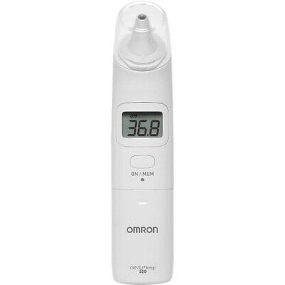 OMRON Gentle Temp 520 digitales Infrarot-Ohrtherm. 1 St HERMES ARZNEIMITTEL GMBH