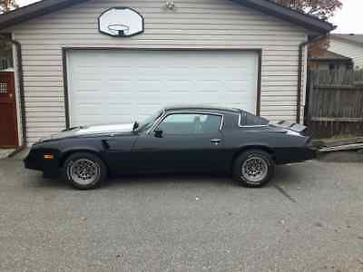 Chevrolet: Camaro COUPE 1981 Camaro Coupe z28