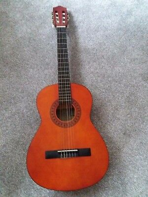Redwood classical guitar