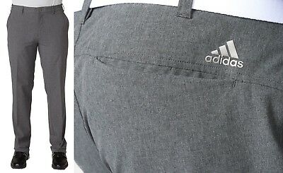 Adidas Golf Ultimate Fall Weight Winter Warm Golf Trousers - Tapered Fit