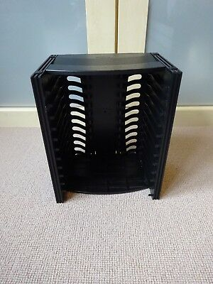 Xbox 360 Games Holder/Stand/Rack - 4Gamers-Holds 12 Games/DVDS