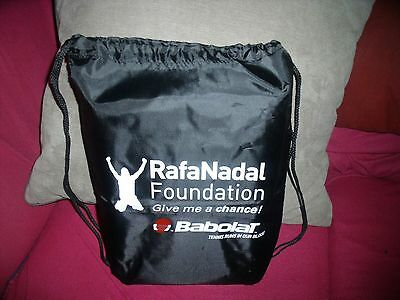 Rafa Nadal Back to School sports bag. Trainers/ Towels / gym sports bag etc