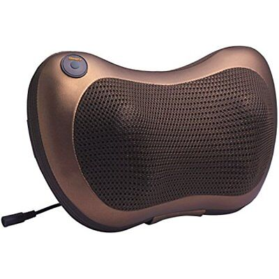 Ihoven Health Care Deep Kneading Massage Pillow With Heat Neck And Back Massager