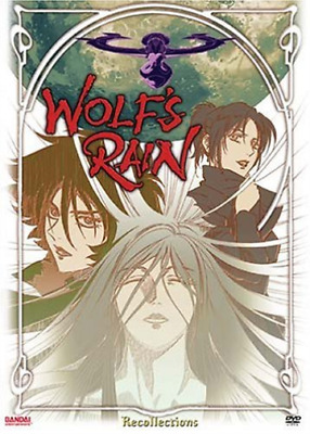 Wolf`s Rain - Recollections (Vol. 4) -  DVD NEW