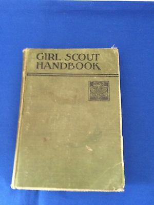 Girl Scout Handbook Third Impression 1936