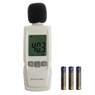 GM1352 Digital Sound Level Meter Measuring Decibel Monitoring 30-130dB Tester
