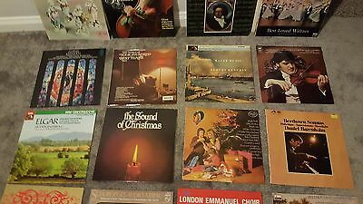 Classical Vinyl Record LP Collection - 35 albums - Various artists