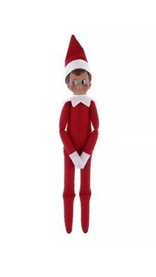 Elf Doll - red boy - Uk 🇬🇧 seller fast and free delivery