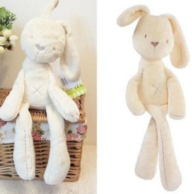 Cute Bunny Soft Plush Toys Rabbit Stuffed Animal Baby Kids Animal Doll Toy Xmas