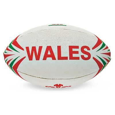 Official Licensed Rugby Wales R.u. Rugby Ball Midi