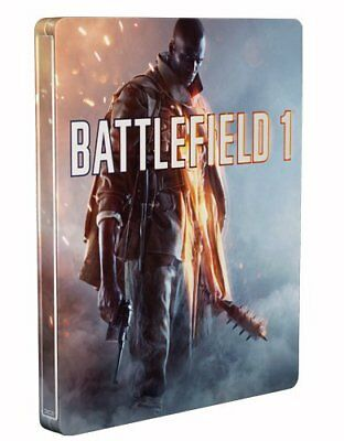 Battlefield 1 Limited Steelbook Case (No game)