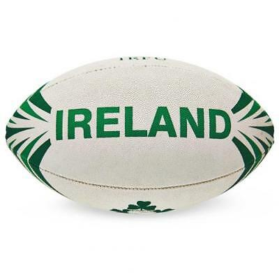 Official Licensed Rugby Ireland R.F.U. Rugby Ball Midi