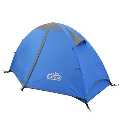 Expedition Tent for 1 Person 4 Season Outdoor Camping