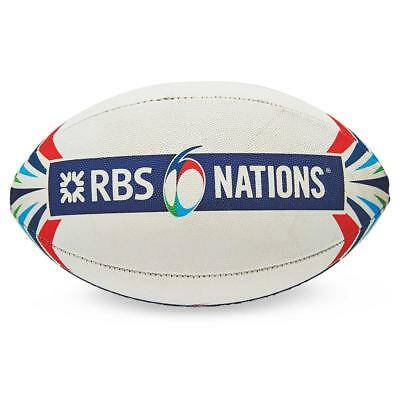 Official Licensed Rugby Rbs 6 Nations Rugby Ball Midi