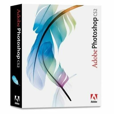 ADOBE PHOTOSHOP CS2 - Software x Windows