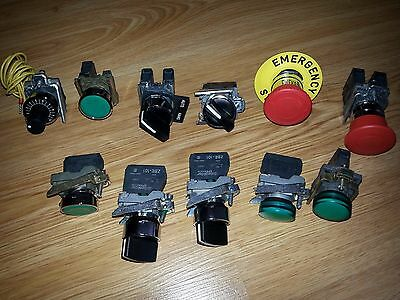 Schneider Electric Telemecanique Pushbuttons and more .