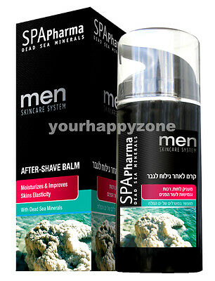 SPA PHARMA Soothing After Shave Balm for Men 100ml NIB