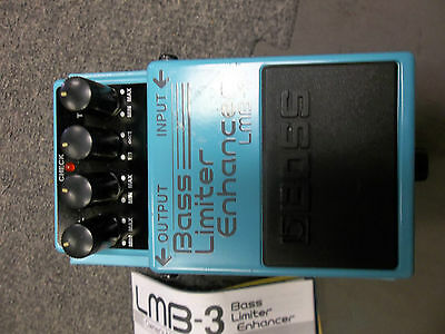 Boss LMB3 limiter bass pedal. New. Boxed. Waranteed. Free shipping.