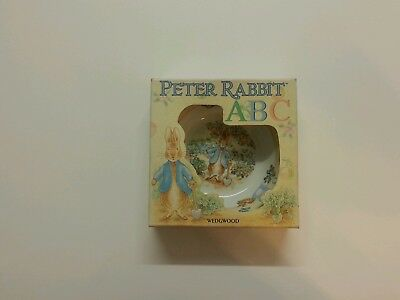 Peter rabbit wedgwood no reserve.