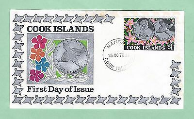mjstampshobby 1976 Cook Islands FDI Unused Nice (Lot2403)