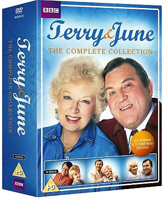 Terry and June: The Complete Collection (Box Set) [DVD]