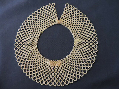 """Vintage Faux Pearl Collar Baar & Beards """"Top Hit"""" collection Made in Italy"""