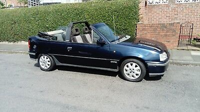 Vauxhall Astra Gte Convertible 1991