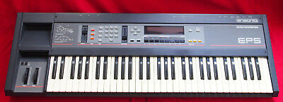 Ensoniq EPS Sampler + Sequencer