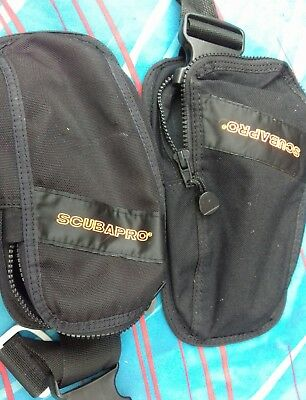 Scubapro T Sport Pro BCD size M Integrated Weight Pockets scuba diving