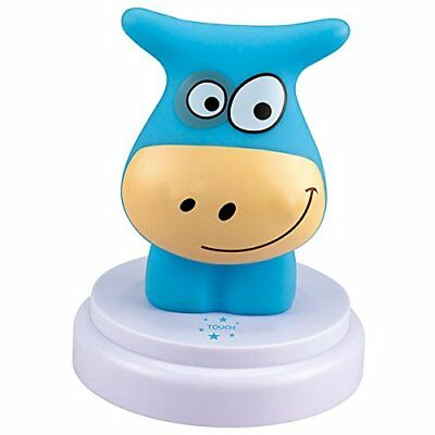 Alecto Naughty Cow LED Blue,White baby night-light - baby night-lights (D7R)