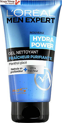 L'Oréal Men Expert Hydra Power Gel Nettoyant 150 ml