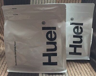 Huel 1 Week (28meals) Vanilla Gluten Free X2 Bags. Fast Dispatch Free P&P