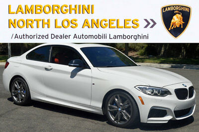 2014 BMW 225 M Base Coupe 2-Door NAV+POWERSEATS+SMOKERPACKAGE+PREMIUMSOUND+TECHNOLOGYPACKAGE+SUNROOF