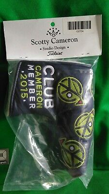 Scotty cameron headcover