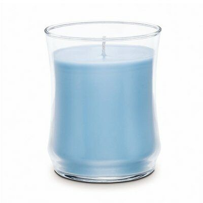 PartyLite Candles BLUE AGAVE ESCENTIAL JAR SCENTED CANDLE 8.4oz NEW!