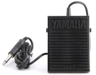 Yamaha FC5A Pedale Sustain/Switch, Nero - NUOVO