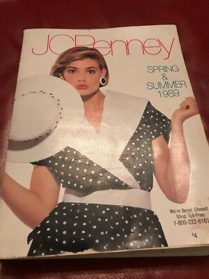 JCPenney Spring & Summer 1989 Catalog