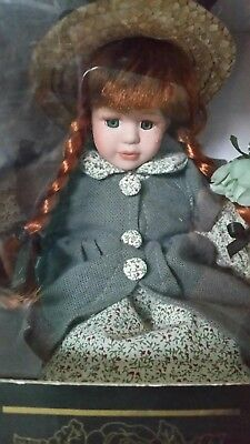 Anne Of Green Gables Rebecca Collection Rare Doll Numbered In Box!