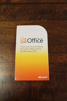 Microsoft Office Home and Business 2010 PKC ONLY