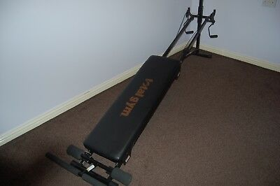 Total Gym (All in one gym), Great condition, all parts.