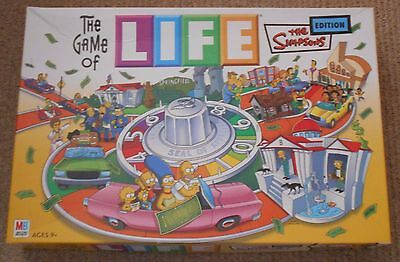Game of Life Simpsons edition by MB games